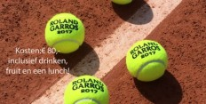 Tenniskamp in de Kerstvakantie op 28 en 29 december!
