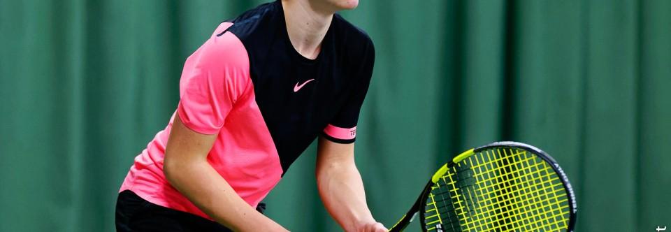 Daniel Verbeek wint het FOCUS Tennis Europe toernooi