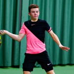02.05b Daniel Verbeek - FOCUS tennis academy open 2018