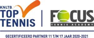 Winterles - Tennislessen voor de betere (jeugd)spelers uit de regio op landelijk niveau