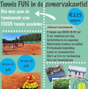 Tennis en FUN